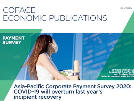 COFACE : ASIA PACIFIC CORPORATE PAYMENTS SURVEY - 2020