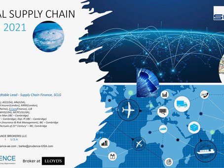 GLOBAL SUPPLY CHAIN RISKS : 2021 - SCLG ANNUAL CONFERENCE PRESENTATION