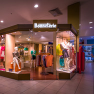 fachada loja shopping