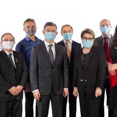 grupo empresa mascaras