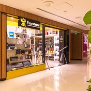 vitrine loja shopping