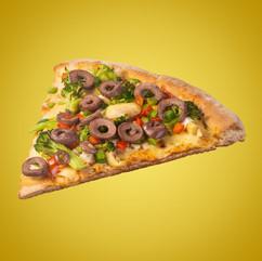 pizza fatia recorte