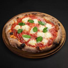 Pizza napoletana marguerita
