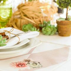 prato decoração