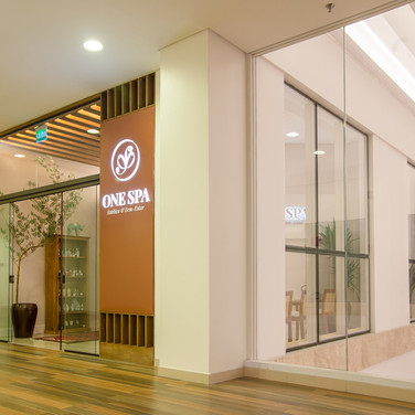 fachada one spa
