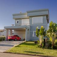 casa moderna bairro planejado