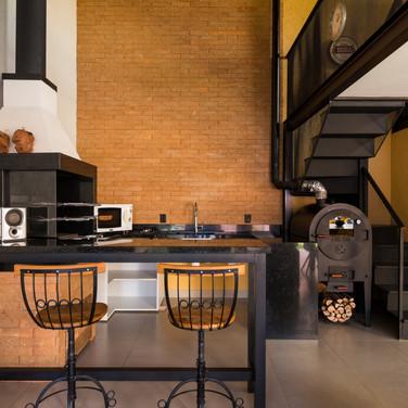 arquitetura cozinha