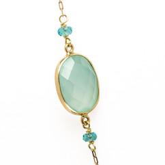 jóia azul