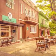 fachada vintage