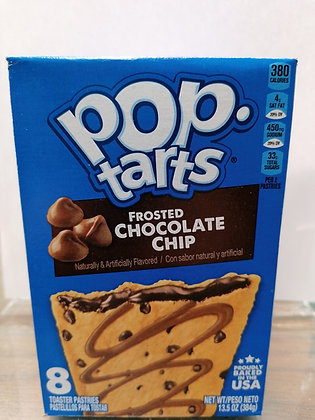 Pop Tarts Frosted Chocolate Chip 384g