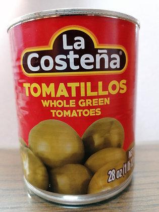 Tomatillos Enteros La Costeña 794g