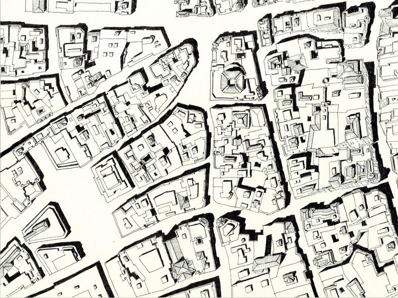 Sevilla Aerial Detail 3
