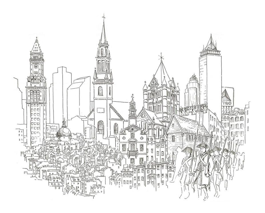 Boston Monuments