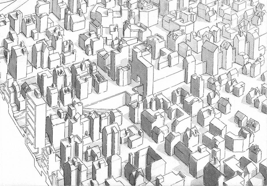 Urban Section Detail