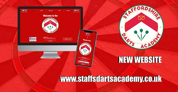 staffordshire darts accademy