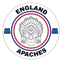 England Apaches darts in Stoke