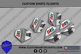 Custom Darts Flights