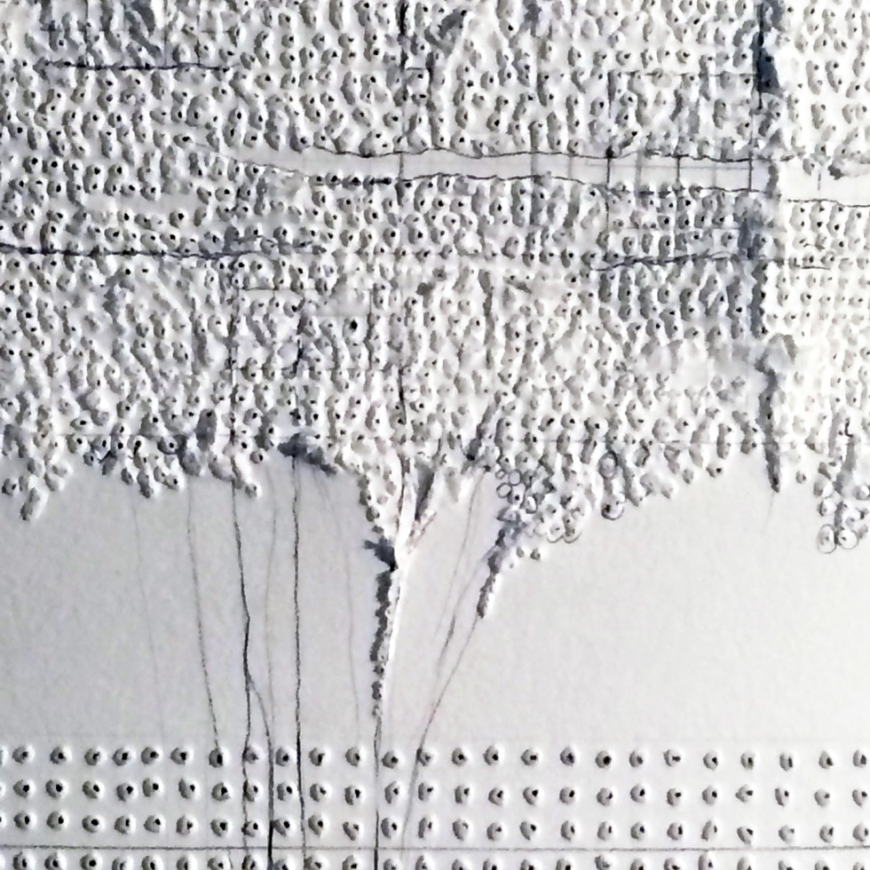 detail of Sceret Code #3