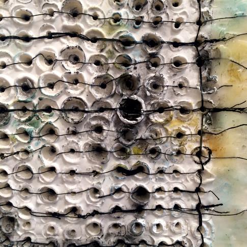 detail of Bkack Hole