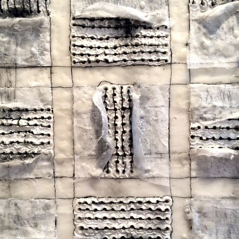 detail of Folded #1