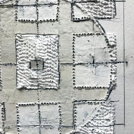 Pierced #8 (detail)