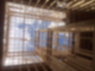Blue Hill Building Elevator Shaft, Clark's Grove