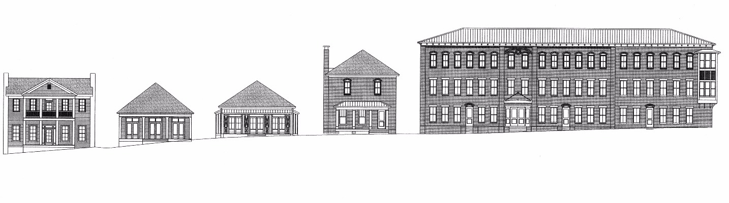 Swann Street Elevations