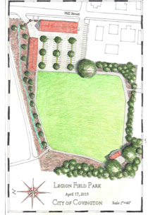 Legion Field Master Plan