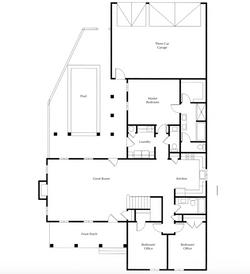 The Deerfield First Floor