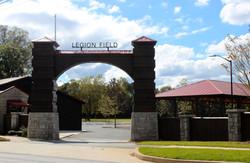 Legion Field Entrance