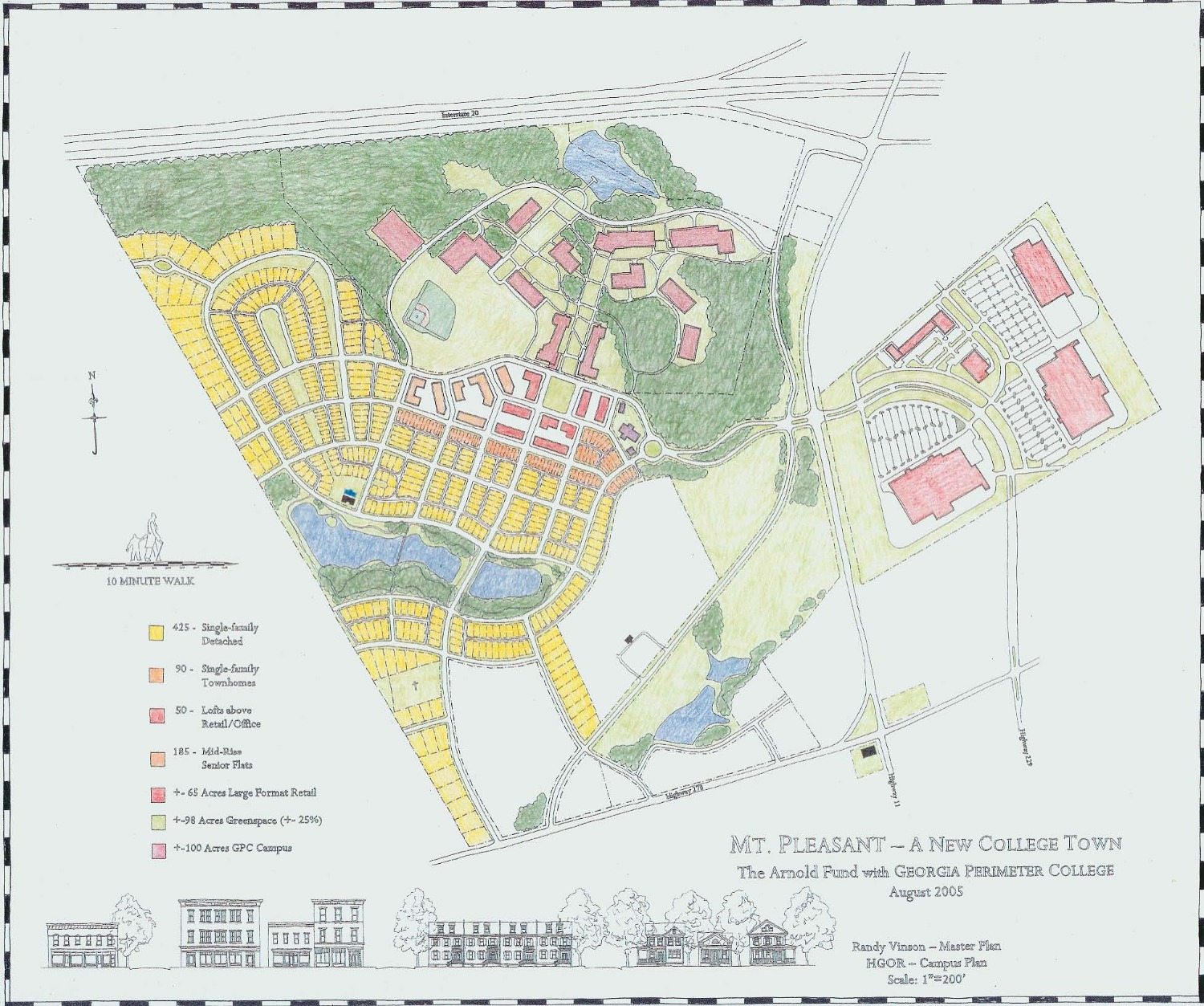 Mt. Pleasant Master Plan