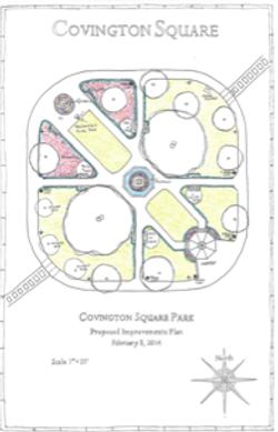 Covington Square Master Plan