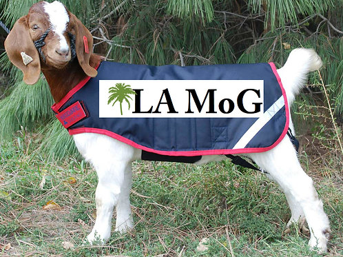 LAMoG Goat Coat