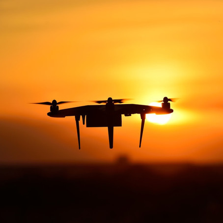 How the drone went from the latest must have tech toy to a billion-dollar cultural phenomenon