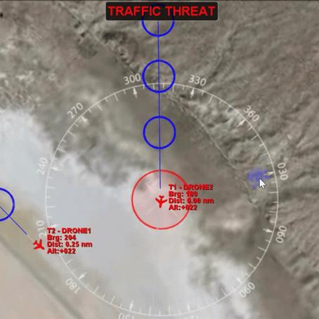 Vigilant Aerospace Completes Beyond Line-of-Sight UAS Detect-and-Avoid Flight Testing at NASA Armstr