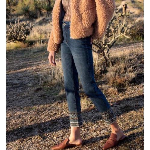 Aubrey by Tribal- 5 Pocket Ankle Jegging