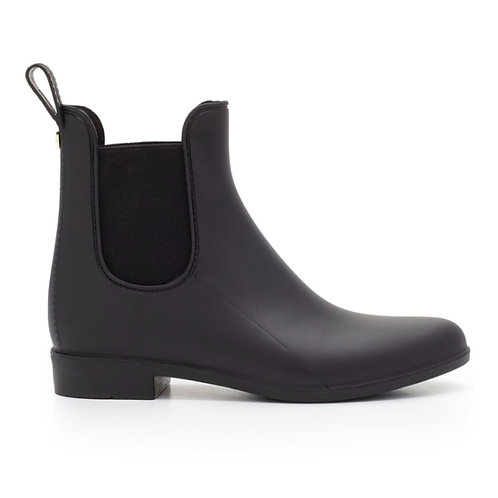 Sam Edelman- Tinsley- Black Matte Rain Boot