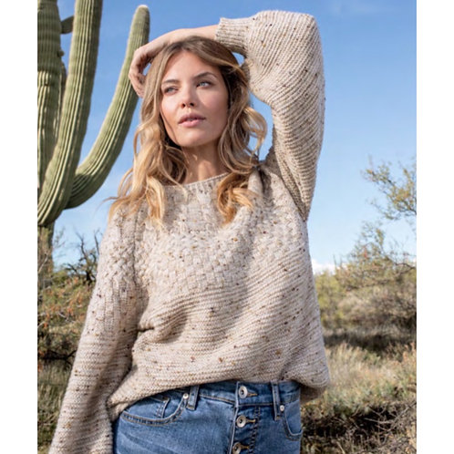 Tribal Wool Sweater