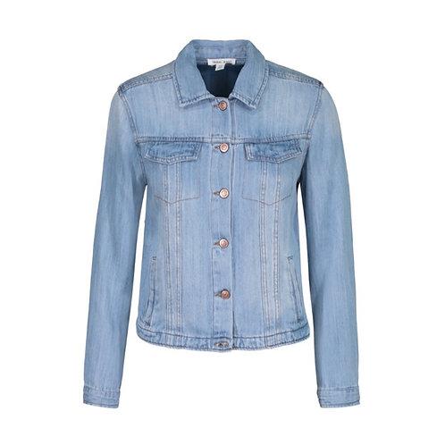 Chambray Blue Jean Jacket