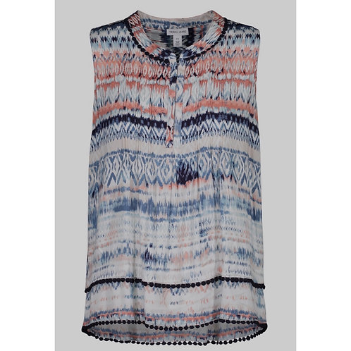 Sleeveless Blouse by Tribal