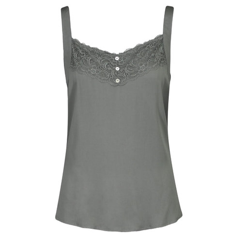 Swing Tank with Lace