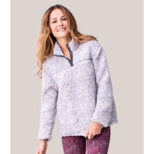 Tribal Fluffy Jacket