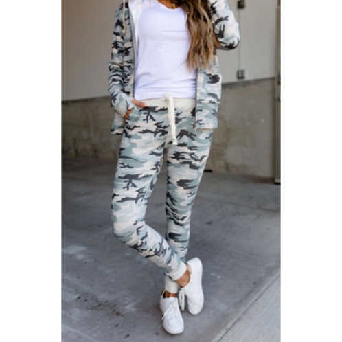Camo Jogger by Ampersand
