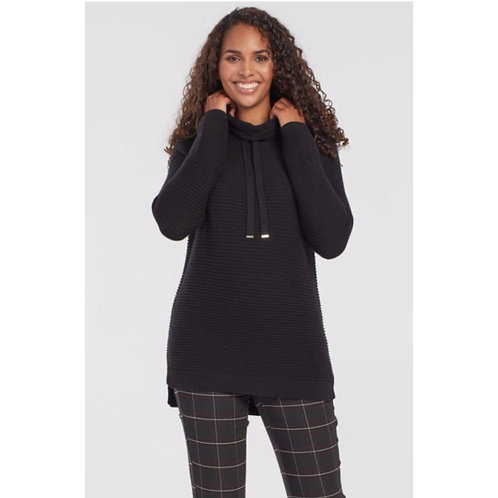 Tribal Black Sweater