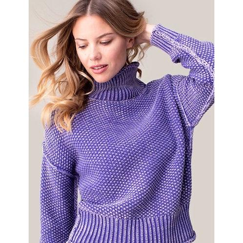 Tribal Cotton Sweater