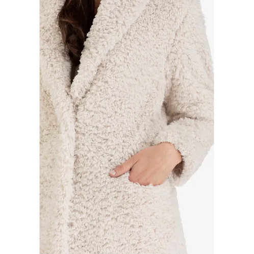 Ultra Soft Sherpa coat by Tribal