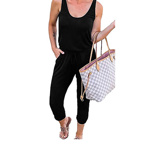 """The """"River Day"""" Jumpsuit"""