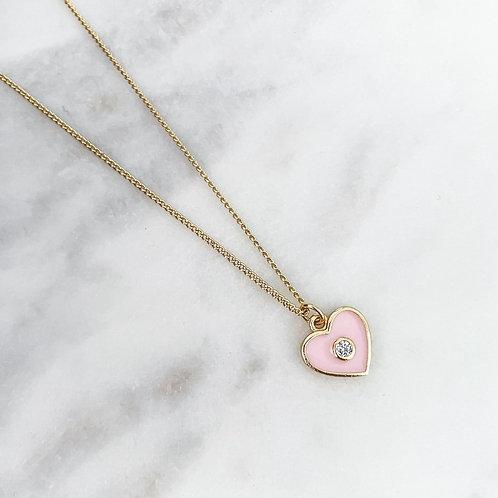 Mi Corazón Necklaces