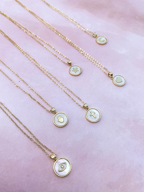 Choose Your Own Symbol Necklace