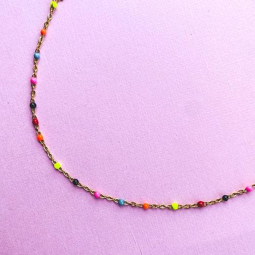 Neon Coloreful Necklace